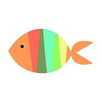화려한 물고기 7