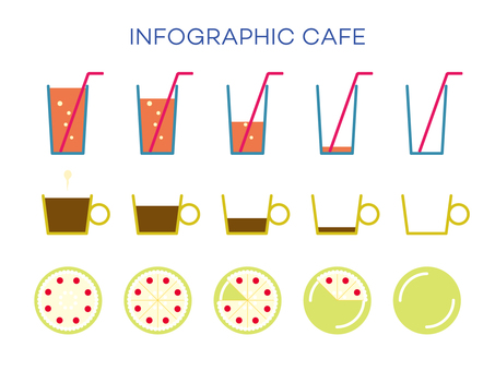 Cafe infographic