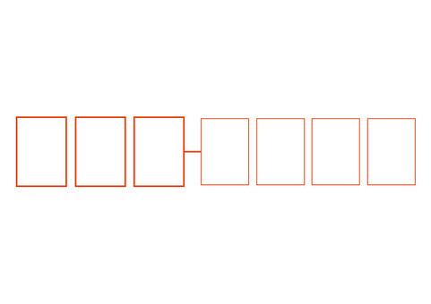 郵政編碼框架