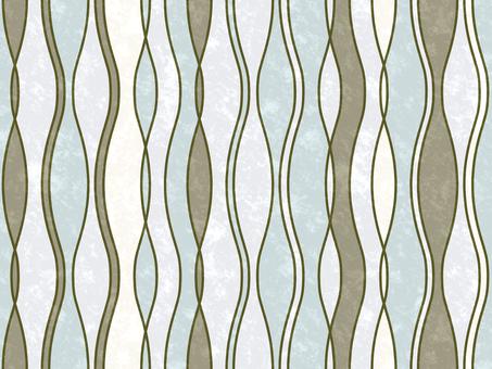 Elegant Seamless Pattern / Blue a