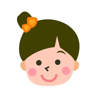 Facial expression - smile