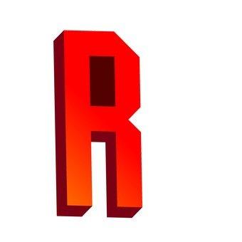 텍스트 관점 R