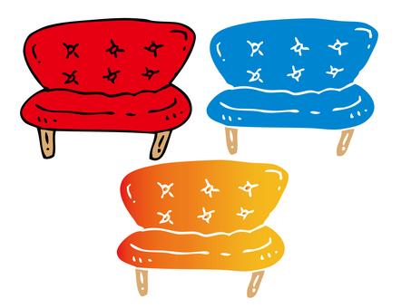 Various sofas