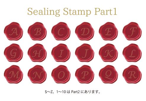 Ceiling stamp set part 1