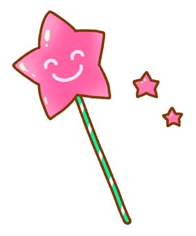 Smiling Star (Pink)