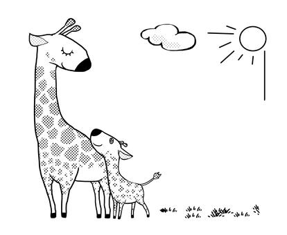 Kirin parent and child frame