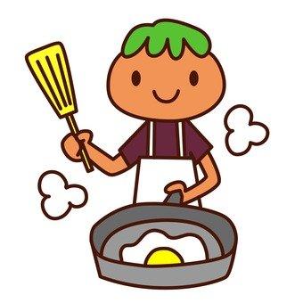 Cooking practice