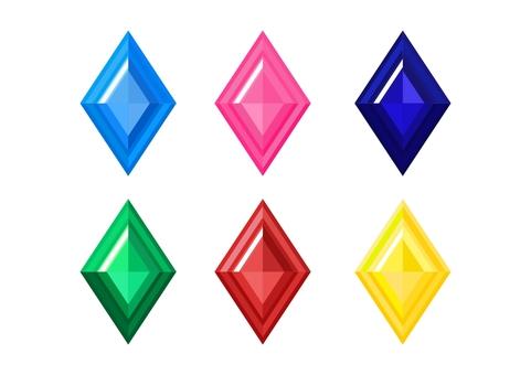 보석 · 다이아몬드
