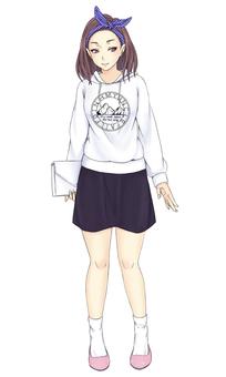 Pattern ② Female 06 (10's)