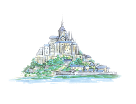 Mont Saint-Michel
