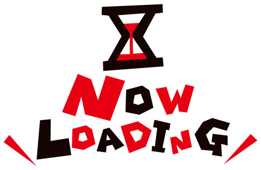 NOW LOADING Loading ☆ POP logo