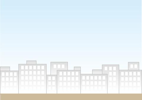 城鎮和建築物