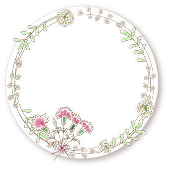 Flower wreath_27