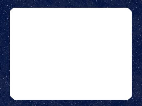 밤하늘 프레임