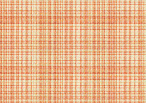 Orange cloth check wallpaper