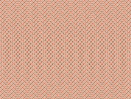 Knit Pattern Argyle - Beige