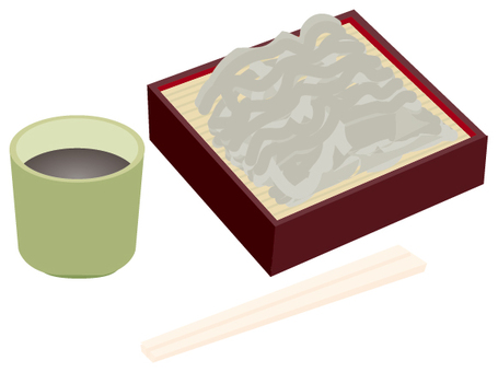 Zaru蕎麥麵