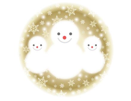 Snowman 2 Gold