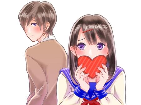 Valentine's Background None