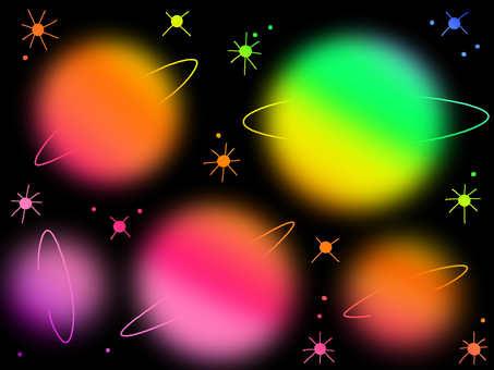 Rainbow 【Planet】 Universe
