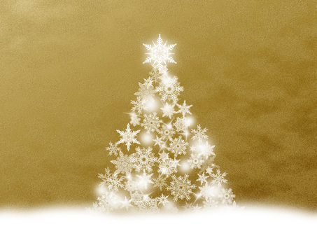 Fantastic holy night Christmas tree 2