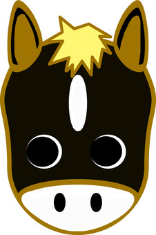 Pony black