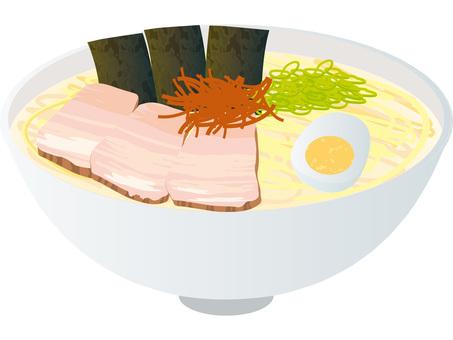 pork bone ramen