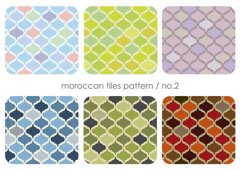 Moroccan tile 02 0524