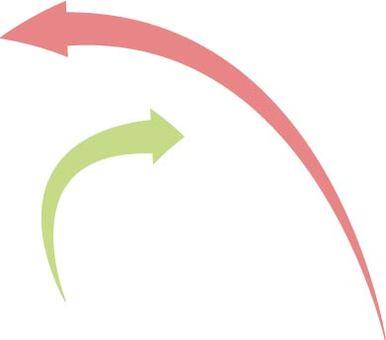 Curved arrow 03