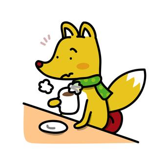 Fox who coffee