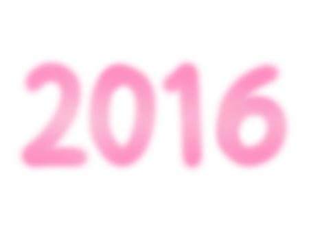 2016 (pink)