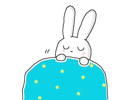 Good night rabbit