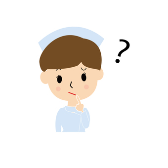 A doubtful nurse