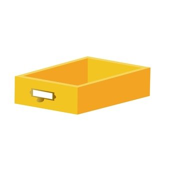 Storage box (thin type)