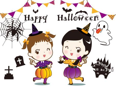 Halloween Party ② (Notice)