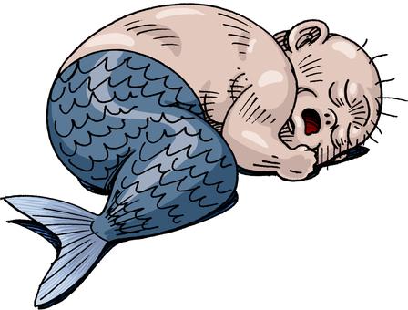 UMA Mermaid Uncle