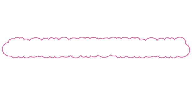 Professional use longer bubble pink