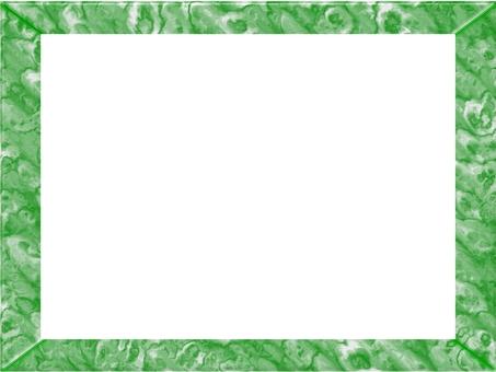 框架(綠色大理石)