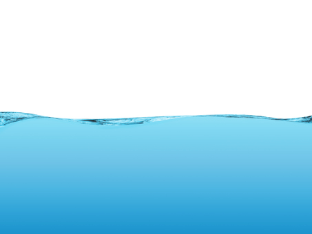 옆에서 본 물 6 (빛 없음)