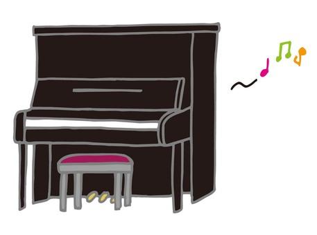 업라이트 피아노