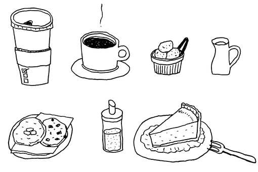 Coffee supplies 1