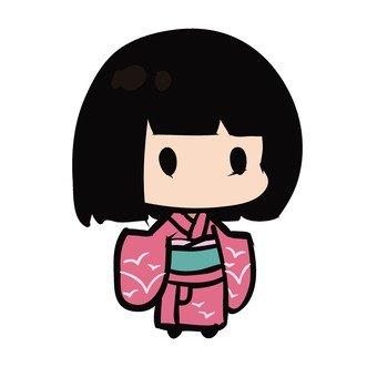 일본 여자