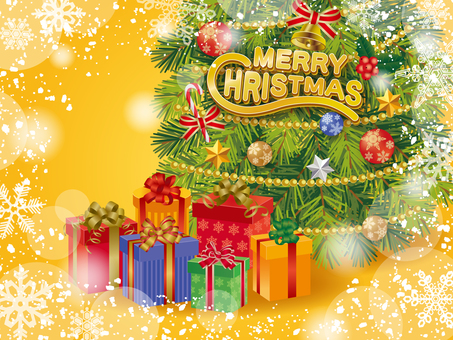크리스마스 카드 _ 선물