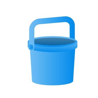 Garbage Separation - Bucket