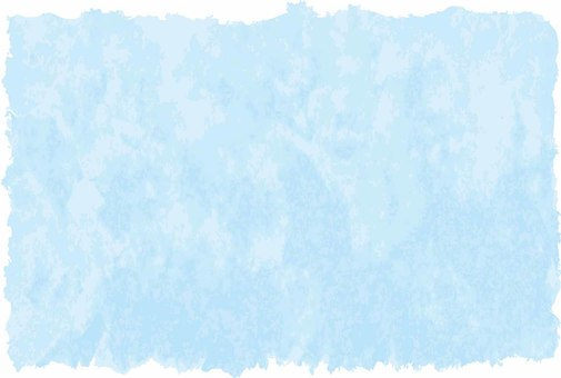 Aqua Illustration Paper background material Old paper watercolor painting