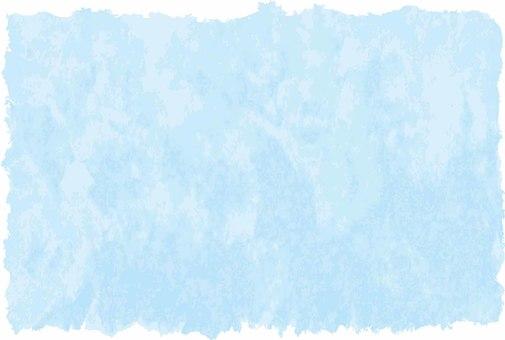 Papel de ilustración de color azul claro material de fondo pintura de acuarela de papel viejo