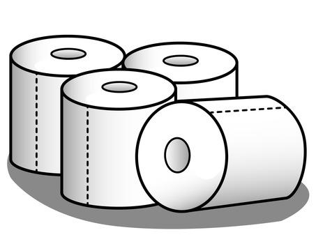 Toilet paper 8