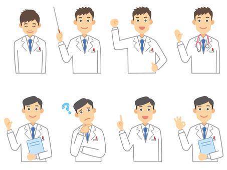 医師_男性