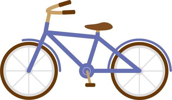 Bicycle (purple)