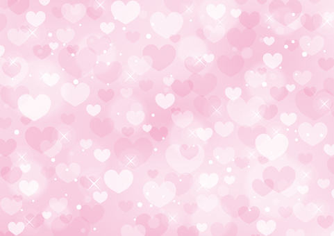 Heart and sparkling background 12